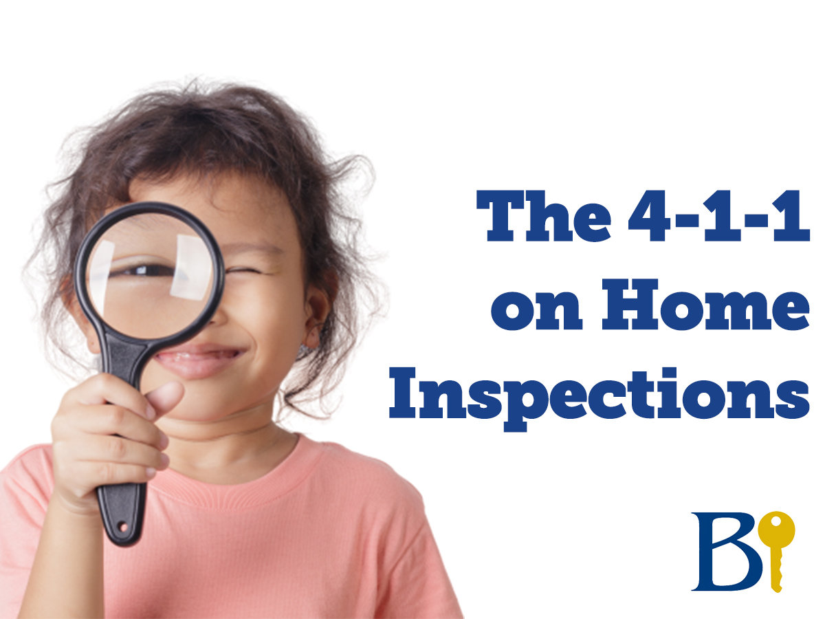 411 on Home Inspections
